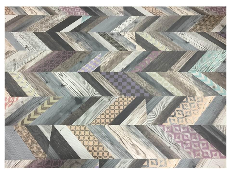 8. Vinyl-floor-tips-ideas-mix-match-colour-herringbone