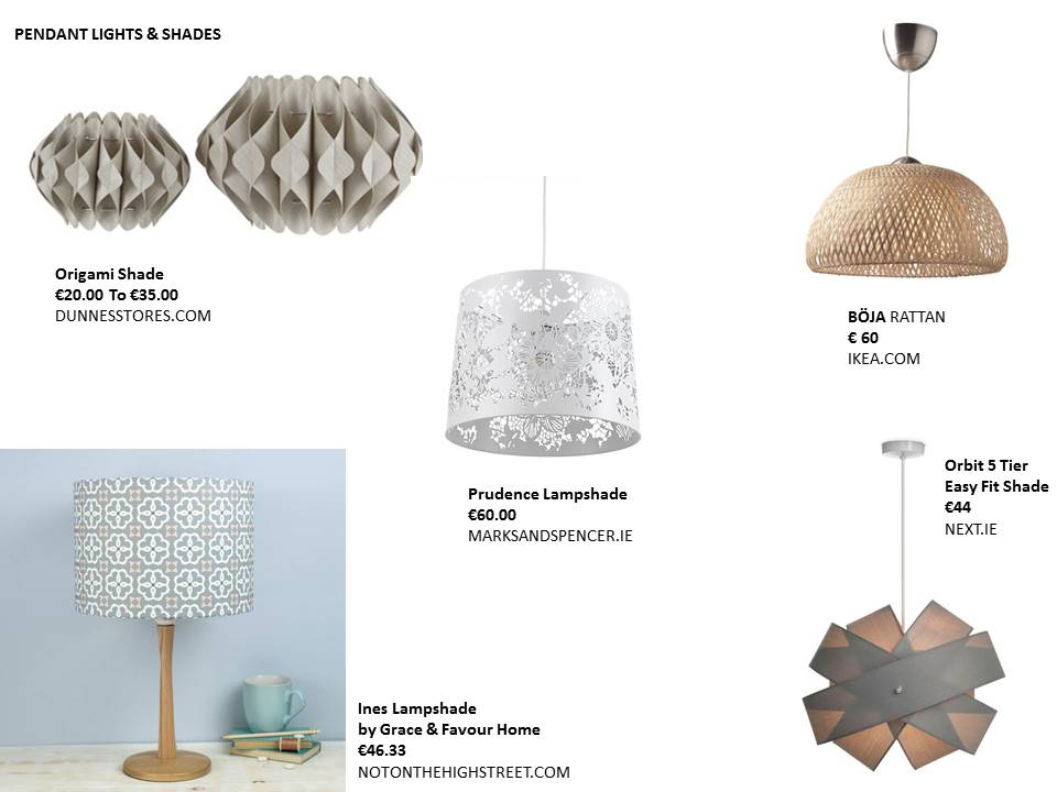 lampshades interiors restless design blog