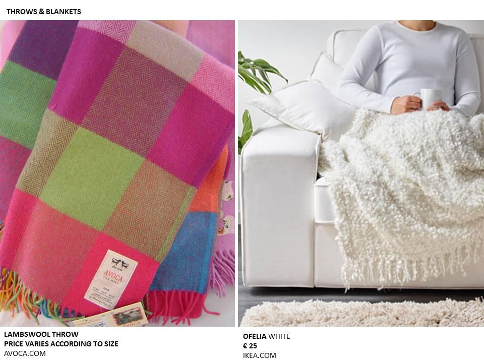 throws & blankets avoca wool blanket ikea interiors restless design blog