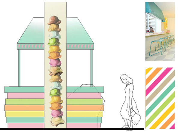 03-RESTLESS-DESIGN-MESSYS-ICE-CREAM-BAR-SIDE-VIEW-CANDY-STRIPE-COLOURS-SEATING