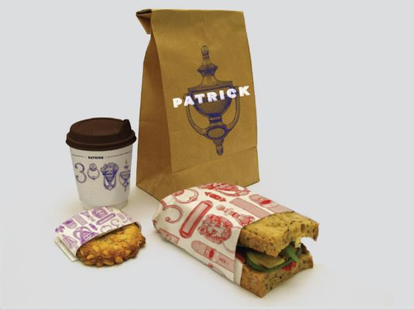 Restless Design Patrick Sandwich Shop