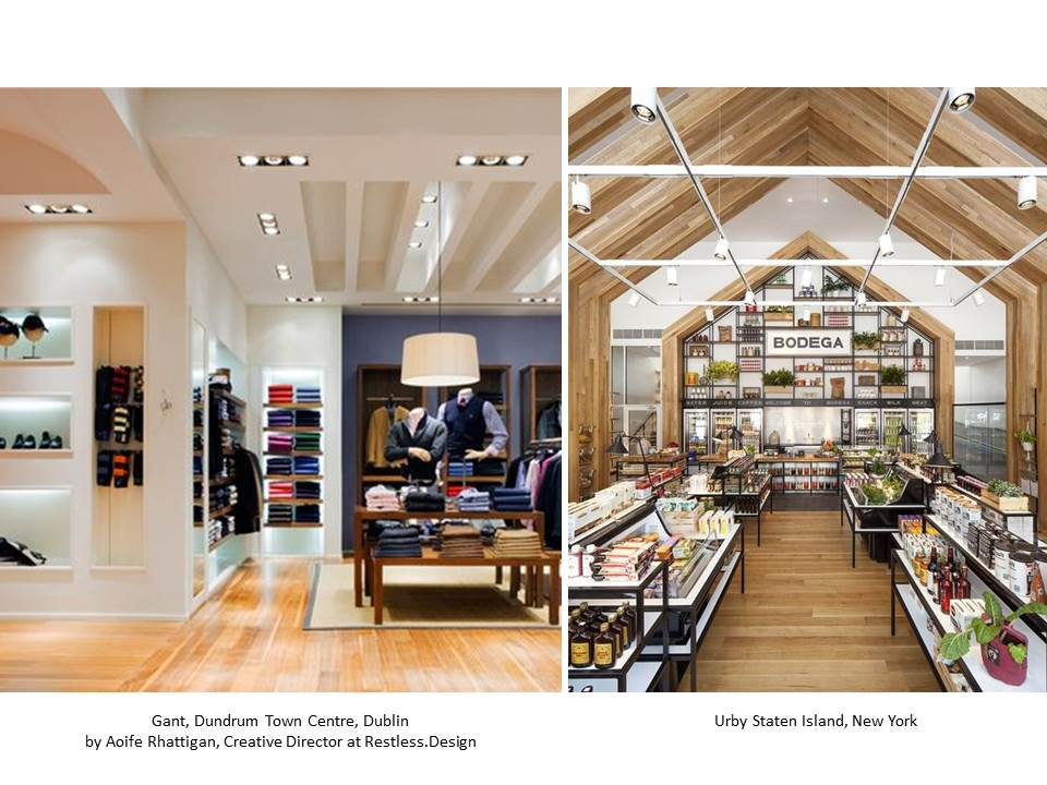 Lighting Tips For Retail Interiors Restless Design